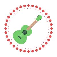 guitar badge