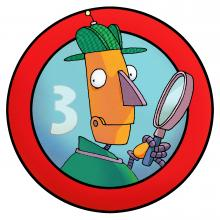 sample badge #3