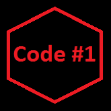 Code #1